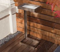 outdoor ashtray for public spaces VIZIO APIR SRL