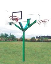 outdoor basketball hoop  METALU-PLAST