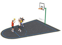 outdoor basketball hoop TARGET SHOT Record RSS