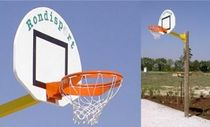 outdoor basketball hoop  Rondino