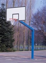 outdoor basketball hoop  EPS Concept
