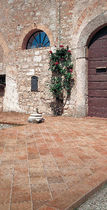 outdoor ceramic floor tile (stone look) SAXA : BRUNO PEACOCK Emilceramica S.p.A.