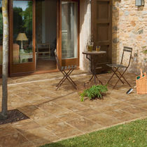 outdoor ceramic floor tile  NUOVA CERAMICA CASA