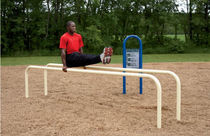 outdoor parallel bars  BYO Playground, Inc.