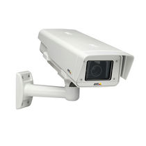 outdoor security camera with detector AXIS Q1604-E AXIS COMMUNICATIONS