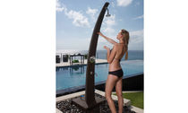 outdoor shower PYRAMID SKY LINE DESIGN