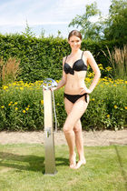 outdoor stainless steel shower MISTRAL G.Eichenwald