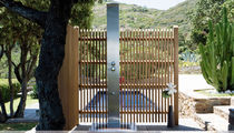outdoor stainless steel shower  PROCOPI