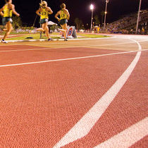 outdoor synthetic sports floor MONDOTRACK MONDO