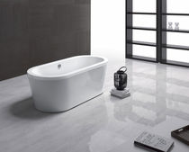 oval bath-tub BALI  AQUALIFE SRL