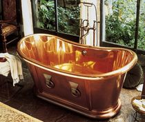oval copper bath-tub ARCHEO: P50011-00 KALLISTA