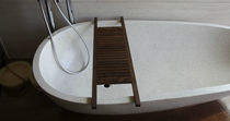 oval stone bath-tub  New Age Stone