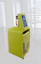 oxygen cocktail machine  exar