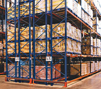 pallet shelving  MECALUX France