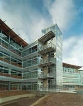 panel curtain wall (metal and glass) TRIFAB® 400 ALCOA ARCHITECTURAL PRODUCTS