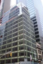 panel curtain wall (metal and glass) 545 MADISON AVENUE McMullen Architectural Systems Ltd.