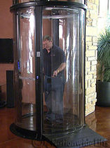 panoramic elevator VISION 830 Nationwide Lifts