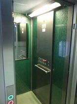 panoramic hydraulic elevator MY LIFT 500 MORIS