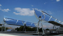 parabolic trough solar thermal collector XELIOX Donati Group Spa
