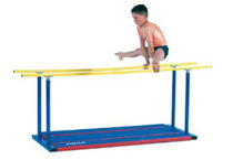 parallel gymnastic bars PRIMA DIMA SPORT