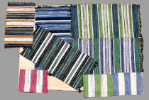 patchwork rug COTTON RAG Rugs of India