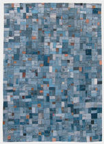 patchwork rug in cotton JEANS TISCA ITALIA
