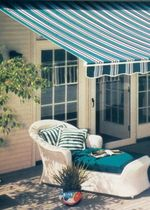 patio awning ROLL OUT RTS Plastics