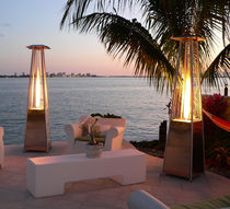 patio heater THE BONFIRE Infinita Corporation
