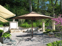 patio umbrella POKER GARDEN ART
