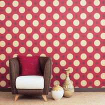 pattern wallpaper PAPER PERFECT : SPECTRUM CROWSON