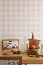 pattern wallpaper VICHY Boussac