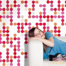 pattern wallpaper LAVMI: OPTO Vavex 1990