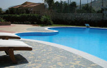 paving tile for exterior floors (flagstone look) CONSOLARE : CIOTOLO BLU CITYTILE'S