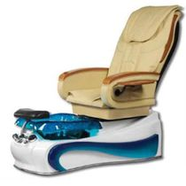pedicure spa chair LA FLEUR II Interstate Design Industries