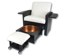 pedicure spa chair MYSTIA™ Living Earth Crafts