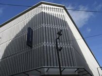 perforated metal sheet facade cladding  GRAEPEL ITALIANA