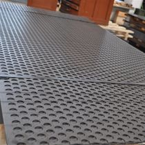 perforated sheet metal panel (round holes) ROUND HOLES Actis Furio