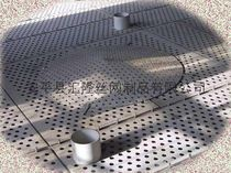 perforated sheet metal panel (round holes) CK-01 Huilong Metal &amp; Wire Mesh Product Co. Ltd