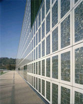 photovoltaic module for facades  Sunvie