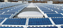 photovoltaic module for flat roofs AZUR AZUR Solar Systems Ltd