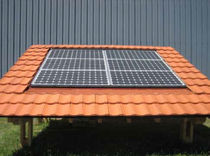 photovoltaic roof tile  integrasolar