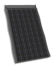 photovoltaic roof tile I2S 230HP solar composites
