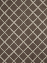 plaid cotton fabric DIAMOND  STROHEIM