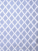 plaid linen fabric SHOSHANA  STROHEIM