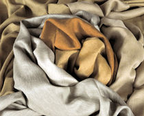 plain linen fabric LIN OU L'AUTRE  CREATIONS METAPHORES