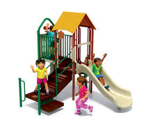 play structure ORIGINAL FUN CENTERS™ : DESIGN A PLAYWORLD
