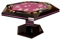 poker table ANTARES BILLARDS CHEVILLOTTE