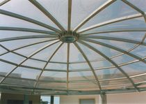 polycarbonate insulation sheet (with UV protection) POLITEC SOLID SKY POLITEC