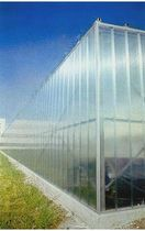 polycarbonate insulation sheet (with UV protection) MODULIT 40 XL POLITEC