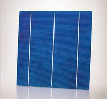 polycrystalline photovoltaic cell Q6LPT3 - G2 Q.cells